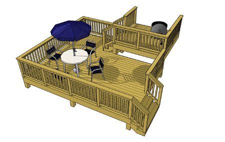Deck Plan 2L038