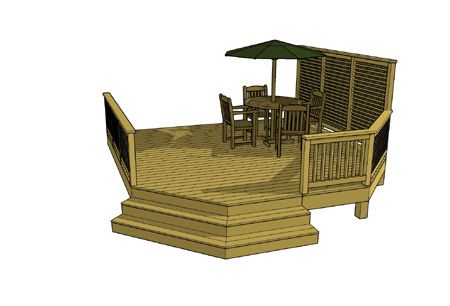 Deck Plan 1L080