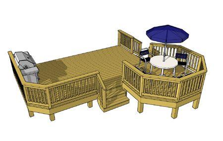 Deck Plan 2L081