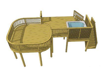 Deck Plan 2L027