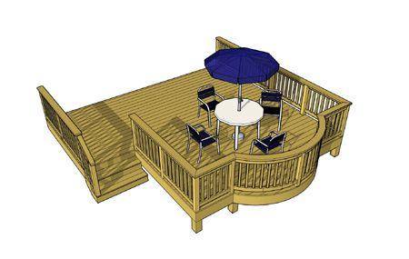 Deck Plan 1L040