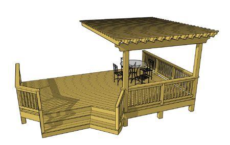 Deck Plan 1L045