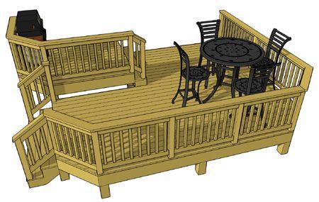Deck Plan 2L051