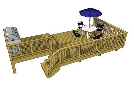 Deck Plan 2L087