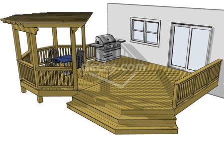 Deck Plan 1LE2016