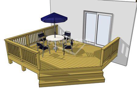 Deck Plan 1LI1614