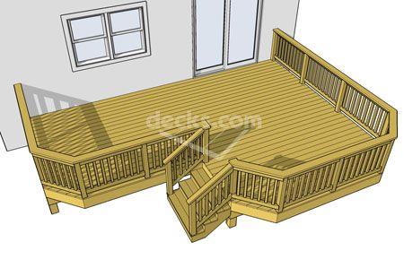 Deck Plan 1LG2216