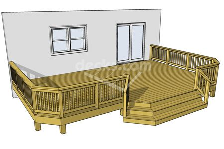 Free Deck Plans Amp Deck Designs Decks Com